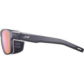 Julbo Shield M Spectron 3Cf Sunglasses, gris/rosa